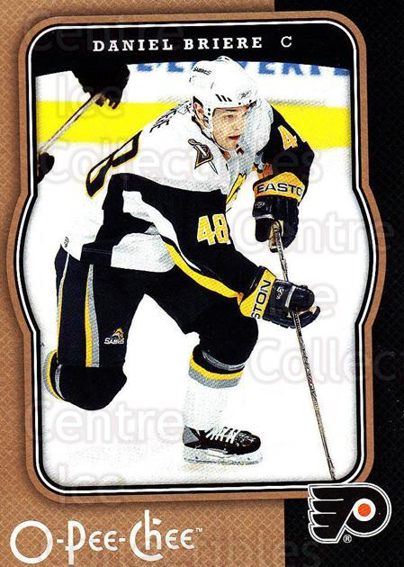 2007-08 O-Pee-Chee #364 Daniel Briere<br/>6 In Stock - $1.00 each - <a href=https://centericecollectibles.foxycart.com/cart?name=2007-08%20O-Pee-Chee%20%23364%20Daniel%20Briere...&quantity_max=6&price=$1.00&code=168613 class=foxycart> Buy it now! </a>