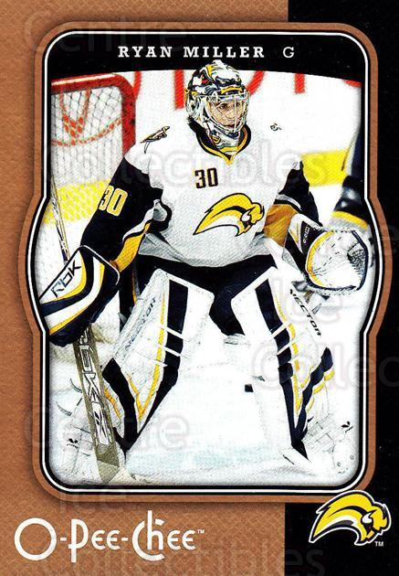 2007-08 O-Pee-Chee #51 Ryan Miller<br/>4 In Stock - $1.00 each - <a href=https://centericecollectibles.foxycart.com/cart?name=2007-08%20O-Pee-Chee%20%2351%20Ryan%20Miller...&quantity_max=4&price=$1.00&code=168766 class=foxycart> Buy it now! </a>