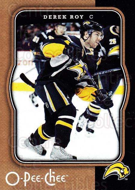 2007-08 O-Pee-Chee #53 Derek Roy<br/>5 In Stock - $1.00 each - <a href=https://centericecollectibles.foxycart.com/cart?name=2007-08%20O-Pee-Chee%20%2353%20Derek%20Roy...&quantity_max=5&price=$1.00&code=168768 class=foxycart> Buy it now! </a>