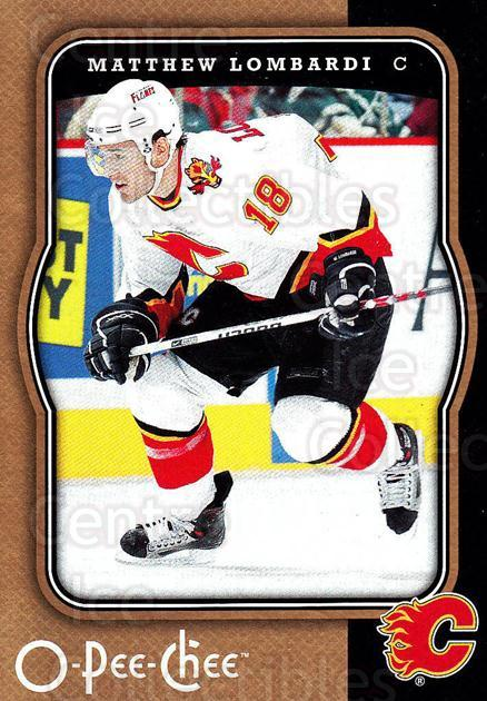 2007-08 O-Pee-Chee #68 Matthew Lombardi<br/>3 In Stock - $1.00 each - <a href=https://centericecollectibles.foxycart.com/cart?name=2007-08%20O-Pee-Chee%20%2368%20Matthew%20Lombard...&quantity_max=3&price=$1.00&code=168784 class=foxycart> Buy it now! </a>