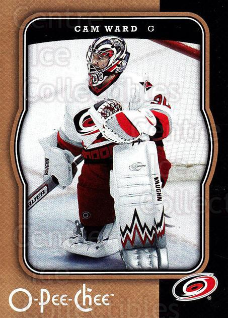 2007-08 O-Pee-Chee #83 Cam Ward<br/>5 In Stock - $1.00 each - <a href=https://centericecollectibles.foxycart.com/cart?name=2007-08%20O-Pee-Chee%20%2383%20Cam%20Ward...&quantity_max=5&price=$1.00&code=168801 class=foxycart> Buy it now! </a>