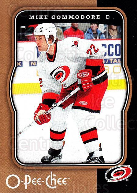 2007-08 O-Pee-Chee #86 Mike Commodore<br/>5 In Stock - $1.00 each - <a href=https://centericecollectibles.foxycart.com/cart?name=2007-08%20O-Pee-Chee%20%2386%20Mike%20Commodore...&quantity_max=5&price=$1.00&code=168804 class=foxycart> Buy it now! </a>