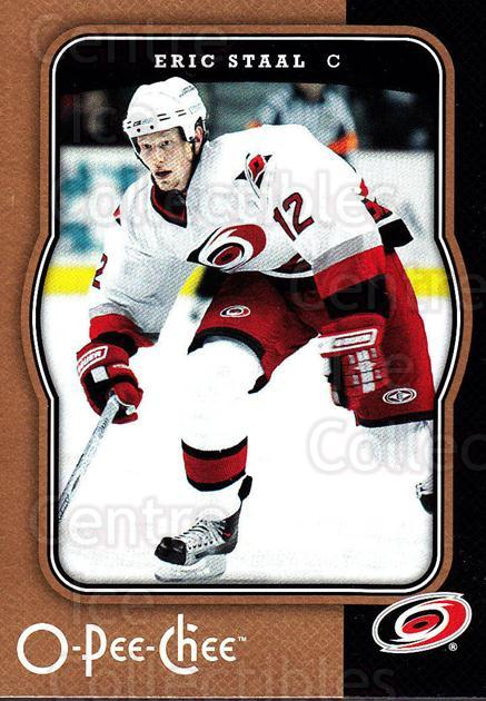 2007-08 O-Pee-Chee #87 Eric Staal<br/>5 In Stock - $1.00 each - <a href=https://centericecollectibles.foxycart.com/cart?name=2007-08%20O-Pee-Chee%20%2387%20Eric%20Staal...&quantity_max=5&price=$1.00&code=168805 class=foxycart> Buy it now! </a>
