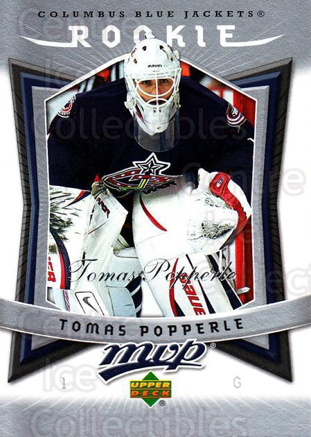 2007-08 Upper Deck MVP #305 Tomas Popperle<br/>1 In Stock - $2.00 each - <a href=https://centericecollectibles.foxycart.com/cart?name=2007-08%20Upper%20Deck%20MVP%20%23305%20Tomas%20Popperle...&quantity_max=1&price=$2.00&code=168944 class=foxycart> Buy it now! </a>