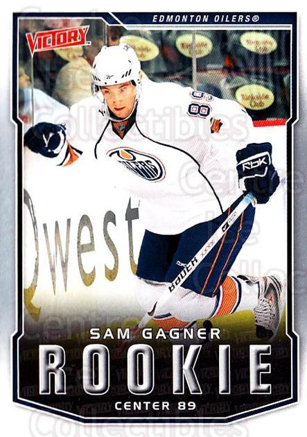 2007-08 UD Victory #338 Sam Gagner<br/>10 In Stock - $5.00 each - <a href=https://centericecollectibles.foxycart.com/cart?name=2007-08%20UD%20Victory%20%23338%20Sam%20Gagner...&price=$5.00&code=169122 class=foxycart> Buy it now! </a>