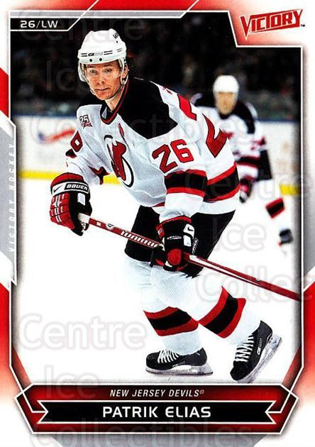 2007-08 UD Victory #7 Patrik Elias<br/>4 In Stock - $1.00 each - <a href=https://centericecollectibles.foxycart.com/cart?name=2007-08%20UD%20Victory%20%237%20Patrik%20Elias...&price=$1.00&code=169169 class=foxycart> Buy it now! </a>