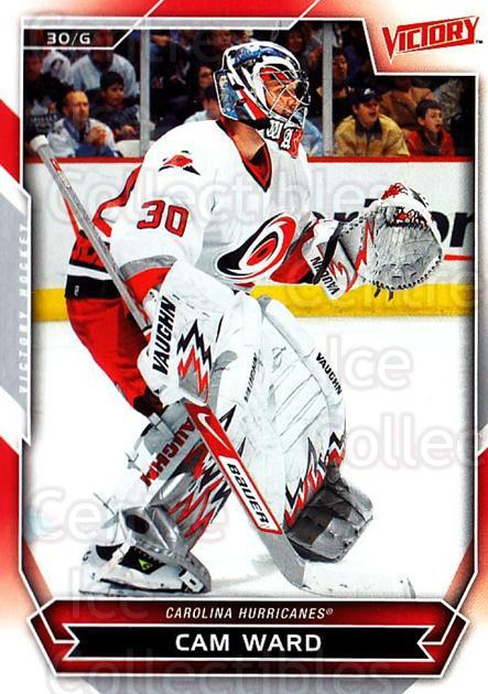 2007-08 UD Victory #80 Cam Ward<br/>6 In Stock - $1.00 each - <a href=https://centericecollectibles.foxycart.com/cart?name=2007-08%20UD%20Victory%20%2380%20Cam%20Ward...&price=$1.00&code=169181 class=foxycart> Buy it now! </a>