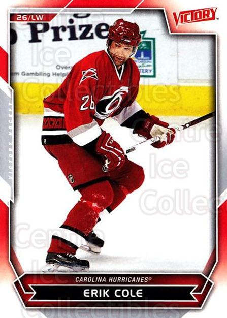 2007-08 UD Victory #81 Erik Cole<br/>6 In Stock - $1.00 each - <a href=https://centericecollectibles.foxycart.com/cart?name=2007-08%20UD%20Victory%20%2381%20Erik%20Cole...&price=$1.00&code=169182 class=foxycart> Buy it now! </a>