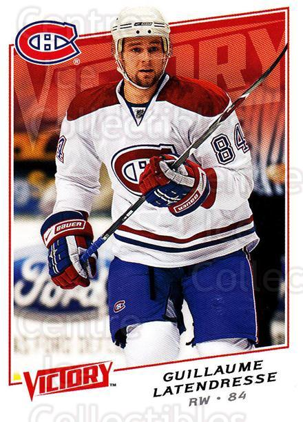 2008-09 UD Victory #92 Guillaume Latendresse<br/>6 In Stock - $1.00 each - <a href=https://centericecollectibles.foxycart.com/cart?name=2008-09%20UD%20Victory%20%2392%20Guillaume%20Laten...&quantity_max=6&price=$1.00&code=169266 class=foxycart> Buy it now! </a>
