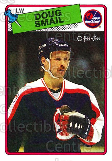 1988-89 O-Pee-Chee #251 Doug Smail<br/>10 In Stock - $1.00 each - <a href=https://centericecollectibles.foxycart.com/cart?name=1988-89%20O-Pee-Chee%20%23251%20Doug%20Smail...&quantity_max=10&price=$1.00&code=169300 class=foxycart> Buy it now! </a>