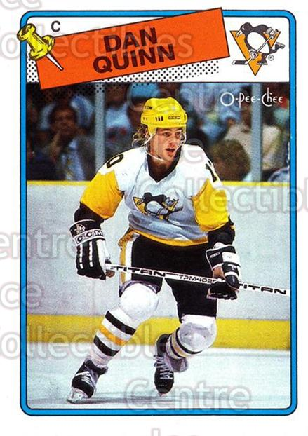 1988-89 O-Pee-Chee #41 Dan Quinn<br/>11 In Stock - $1.00 each - <a href=https://centericecollectibles.foxycart.com/cart?name=1988-89%20O-Pee-Chee%20%2341%20Dan%20Quinn...&quantity_max=11&price=$1.00&code=169330 class=foxycart> Buy it now! </a>