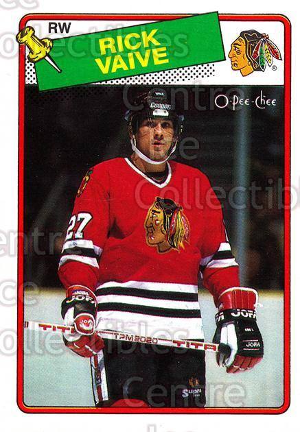 1988-89 O-Pee-Chee #77 Rick Vaive<br/>9 In Stock - $1.00 each - <a href=https://centericecollectibles.foxycart.com/cart?name=1988-89%20O-Pee-Chee%20%2377%20Rick%20Vaive...&quantity_max=9&price=$1.00&code=169365 class=foxycart> Buy it now! </a>