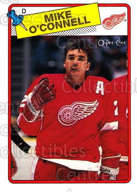 1988-89 O-Pee-Chee #92 Mike O'Connell<br/>10 In Stock - $1.00 each - <a href=https://centericecollectibles.foxycart.com/cart?name=1988-89%20O-Pee-Chee%20%2392%20Mike%20O'Connell...&quantity_max=10&price=$1.00&code=169382 class=foxycart> Buy it now! </a>