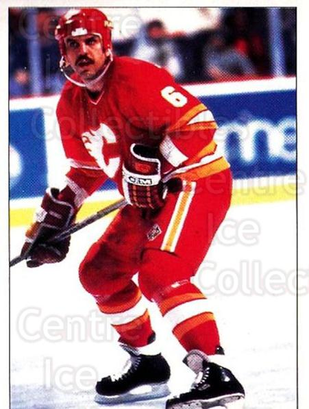 1991 Calgary Flames Panini Team Stickers #13 Ric Nattress<br/>3 In Stock - $3.00 each - <a href=https://centericecollectibles.foxycart.com/cart?name=1991%20Calgary%20Flames%20Panini%20Team%20Stickers%20%2313%20Ric%20Nattress...&quantity_max=3&price=$3.00&code=16988 class=foxycart> Buy it now! </a>