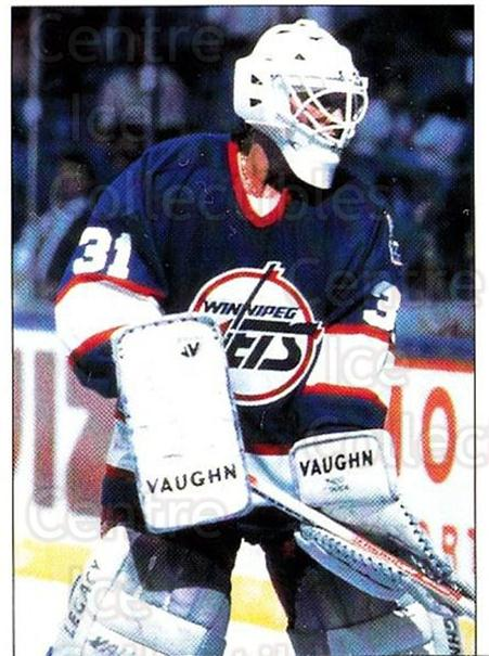 1991 Winnipeg Jets Panini Team Stickers #24 Rick Tabaracci<br/>1 In Stock - $3.00 each - <a href=https://centericecollectibles.foxycart.com/cart?name=1991%20Winnipeg%20Jets%20Panini%20Team%20Stickers%20%2324%20Rick%20Tabaracci...&price=$3.00&code=17019 class=foxycart> Buy it now! </a>