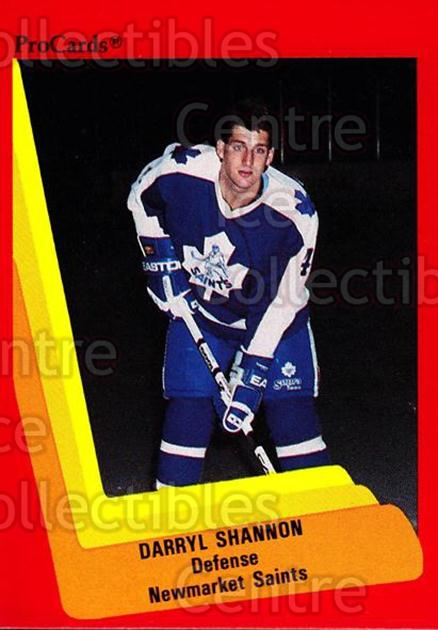 1990-91 ProCards AHL IHL #151 Darryl Shannon<br/>20 In Stock - $2.00 each - <a href=https://centericecollectibles.foxycart.com/cart?name=1990-91%20ProCards%20AHL%20IHL%20%23151%20Darryl%20Shannon...&quantity_max=20&price=$2.00&code=170428 class=foxycart> Buy it now! </a>