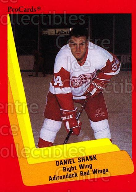 1990-91 ProCards AHL IHL #489 Daniel Shank<br/>21 In Stock - $2.00 each - <a href=https://centericecollectibles.foxycart.com/cart?name=1990-91%20ProCards%20AHL%20IHL%20%23489%20Daniel%20Shank...&quantity_max=21&price=$2.00&code=170780 class=foxycart> Buy it now! </a>