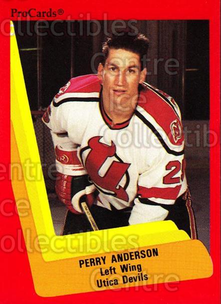 1990-91 ProCards AHL IHL #561 Perry Anderson<br/>12 In Stock - $2.00 each - <a href=https://centericecollectibles.foxycart.com/cart?name=1990-91%20ProCards%20AHL%20IHL%20%23561%20Perry%20Anderson...&quantity_max=12&price=$2.00&code=170861 class=foxycart> Buy it now! </a>