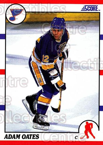 1990-91 Score Hottest and Rising Stars #41 Adam Oates<br/>17 In Stock - $1.00 each - <a href=https://centericecollectibles.foxycart.com/cart?name=1990-91%20Score%20Hottest%20and%20Rising%20Stars%20%2341%20Adam%20Oates...&quantity_max=17&price=$1.00&code=171572 class=foxycart> Buy it now! </a>