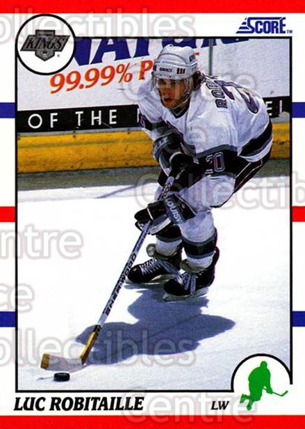 1990-91 Score Hottest and Rising Stars #66 Luc Robitaille<br/>16 In Stock - $1.00 each - <a href=https://centericecollectibles.foxycart.com/cart?name=1990-91%20Score%20Hottest%20and%20Rising%20Stars%20%2366%20Luc%20Robitaille...&quantity_max=16&price=$1.00&code=171599 class=foxycart> Buy it now! </a>