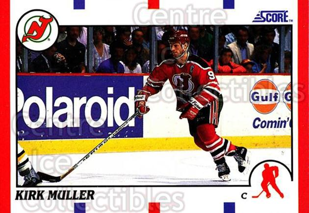1990-91 Score Hottest and Rising Stars #71 Kirk Muller<br/>18 In Stock - $1.00 each - <a href=https://centericecollectibles.foxycart.com/cart?name=1990-91%20Score%20Hottest%20and%20Rising%20Stars%20%2371%20Kirk%20Muller...&quantity_max=18&price=$1.00&code=171604 class=foxycart> Buy it now! </a>