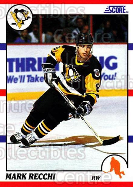 1990-91 Score Hottest and Rising Stars #81 Mark Recchi<br/>14 In Stock - $1.00 each - <a href=https://centericecollectibles.foxycart.com/cart?name=1990-91%20Score%20Hottest%20and%20Rising%20Stars%20%2381%20Mark%20Recchi...&quantity_max=14&price=$1.00&code=171615 class=foxycart> Buy it now! </a>