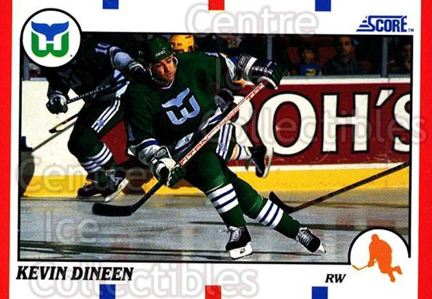 1990-91 Score Hottest and Rising Stars #90 Kevin Dineen<br/>13 In Stock - $1.00 each - <a href=https://centericecollectibles.foxycart.com/cart?name=1990-91%20Score%20Hottest%20and%20Rising%20Stars%20%2390%20Kevin%20Dineen...&quantity_max=13&price=$1.00&code=171625 class=foxycart> Buy it now! </a>