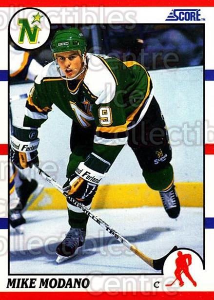 1990-91 Score Hottest and Rising Stars #97 Mike Modano<br/>3 In Stock - $1.00 each - <a href=https://centericecollectibles.foxycart.com/cart?name=1990-91%20Score%20Hottest%20and%20Rising%20Stars%20%2397%20Mike%20Modano...&quantity_max=3&price=$1.00&code=171632 class=foxycart> Buy it now! </a>
