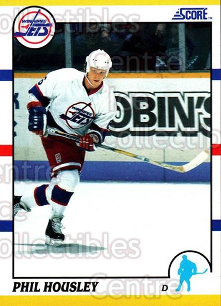 1990-91 Score Rookie Traded #3 Phil Housley<br/>19 In Stock - $1.00 each - <a href=https://centericecollectibles.foxycart.com/cart?name=1990-91%20Score%20Rookie%20Traded%20%233%20Phil%20Housley...&quantity_max=19&price=$1.00&code=171676 class=foxycart> Buy it now! </a>