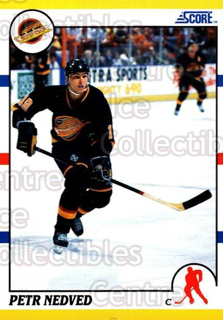 1990-91 Score Rookie Traded #50 Petr Nedved<br/>21 In Stock - $1.00 each - <a href=https://centericecollectibles.foxycart.com/cart?name=1990-91%20Score%20Rookie%20Traded%20%2350%20Petr%20Nedved...&quantity_max=21&price=$1.00&code=171688 class=foxycart> Buy it now! </a>