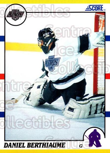 1990-91 Score Rookie Traded #73 Daniel Berthiaume<br/>21 In Stock - $1.00 each - <a href=https://centericecollectibles.foxycart.com/cart?name=1990-91%20Score%20Rookie%20Traded%20%2373%20Daniel%20Berthiau...&quantity_max=21&price=$1.00&code=171711 class=foxycart> Buy it now! </a>