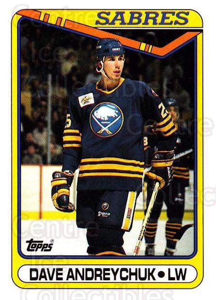 1990-91 Topps Tiffany #169 Dave Andreychuk<br/>8 In Stock - $2.00 each - <a href=https://centericecollectibles.foxycart.com/cart?name=1990-91%20Topps%20Tiffany%20%23169%20Dave%20Andreychuk...&quantity_max=8&price=$2.00&code=17242 class=foxycart> Buy it now! </a>