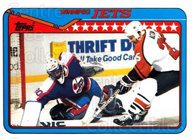 1990-91 Topps Tiffany #180 Keith Acton, Daniel Berthiaume<br/>7 In Stock - $2.00 each - <a href=https://centericecollectibles.foxycart.com/cart?name=1990-91%20Topps%20Tiffany%20%23180%20Keith%20Acton,%20Da...&quantity_max=7&price=$2.00&code=17253 class=foxycart> Buy it now! </a>