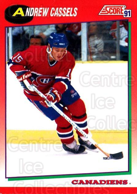1991-92 Score Canadian English #238 Andrew Cassels<br/>4 In Stock - $1.00 each - <a href=https://centericecollectibles.foxycart.com/cart?name=1991-92%20Score%20Canadian%20English%20%23238%20Andrew%20Cassels...&quantity_max=4&price=$1.00&code=173861 class=foxycart> Buy it now! </a>