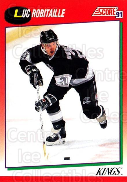 1991-92 Score Canadian English #3 Luc Robitaille<br/>1 In Stock - $1.00 each - <a href=https://centericecollectibles.foxycart.com/cart?name=1991-92%20Score%20Canadian%20English%20%233%20Luc%20Robitaille...&quantity_max=1&price=$1.00&code=173929 class=foxycart> Buy it now! </a>