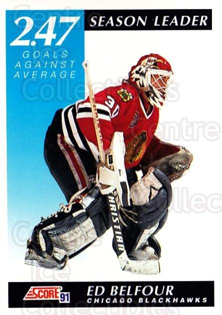 1991-92 Score Canadian English #301 Ed Belfour<br/>4 In Stock - $1.00 each - <a href=https://centericecollectibles.foxycart.com/cart?name=1991-92%20Score%20Canadian%20English%20%23301%20Ed%20Belfour...&price=$1.00&code=173932 class=foxycart> Buy it now! </a>