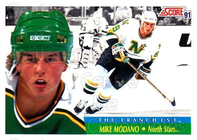1991-92 Score Canadian English #313 Mike Modano<br/>4 In Stock - $1.00 each - <a href=https://centericecollectibles.foxycart.com/cart?name=1991-92%20Score%20Canadian%20English%20%23313%20Mike%20Modano...&quantity_max=4&price=$1.00&code=173945 class=foxycart> Buy it now! </a>