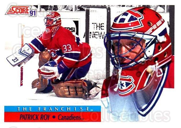 1991-92 Score Canadian English #314 Patrick Roy<br/>1 In Stock - $2.00 each - <a href=https://centericecollectibles.foxycart.com/cart?name=1991-92%20Score%20Canadian%20English%20%23314%20Patrick%20Roy...&quantity_max=1&price=$2.00&code=173946 class=foxycart> Buy it now! </a>