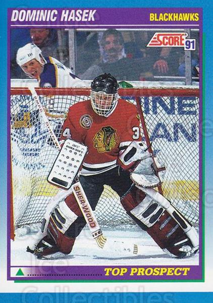 1991-92 Score Canadian English #346 Dominik Hasek<br/>8 In Stock - $2.00 each - <a href=https://centericecollectibles.foxycart.com/cart?name=1991-92%20Score%20Canadian%20English%20%23346%20Dominik%20Hasek...&price=$2.00&code=173974 class=foxycart> Buy it now! </a>