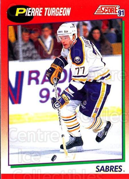 1991-92 Score Canadian English #4 Pierre Turgeon<br/>2 In Stock - $1.00 each - <a href=https://centericecollectibles.foxycart.com/cart?name=1991-92%20Score%20Canadian%20English%20%234%20Pierre%20Turgeon...&quantity_max=2&price=$1.00&code=174024 class=foxycart> Buy it now! </a>
