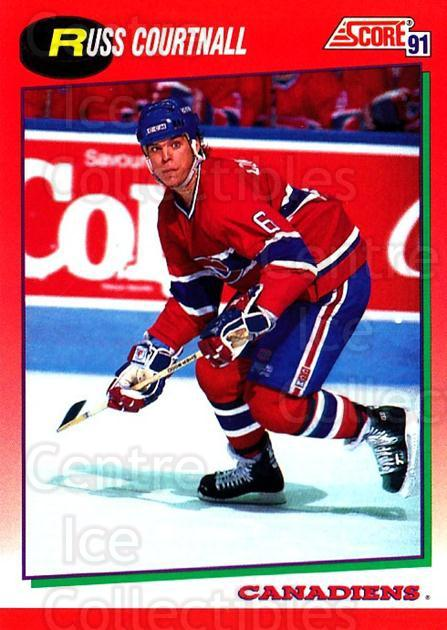 1991-92 Score Canadian English #42 Russ Courtnall<br/>3 In Stock - $1.00 each - <a href=https://centericecollectibles.foxycart.com/cart?name=1991-92%20Score%20Canadian%20English%20%2342%20Russ%20Courtnall...&quantity_max=3&price=$1.00&code=174044 class=foxycart> Buy it now! </a>