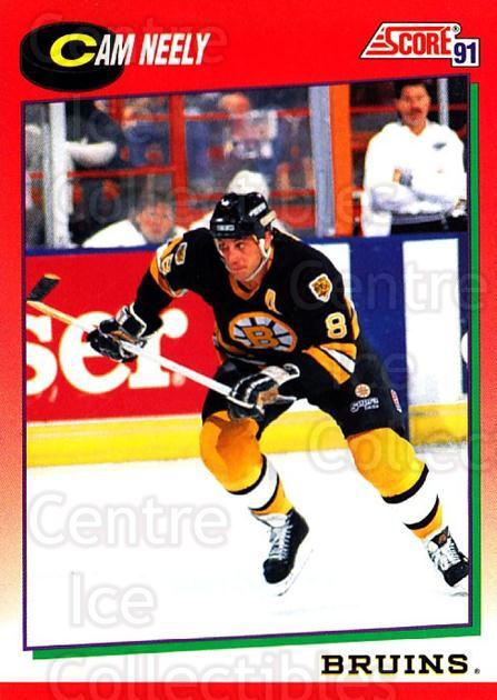 1991-92 Score Canadian English #6 Cam Neely<br/>2 In Stock - $1.00 each - <a href=https://centericecollectibles.foxycart.com/cart?name=1991-92%20Score%20Canadian%20English%20%236%20Cam%20Neely...&quantity_max=2&price=$1.00&code=174231 class=foxycart> Buy it now! </a>