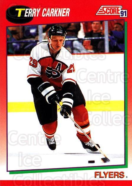 1991-92 Score Canadian English #64 Terry Carkner<br/>4 In Stock - $1.00 each - <a href=https://centericecollectibles.foxycart.com/cart?name=1991-92%20Score%20Canadian%20English%20%2364%20Terry%20Carkner...&quantity_max=4&price=$1.00&code=174270 class=foxycart> Buy it now! </a>