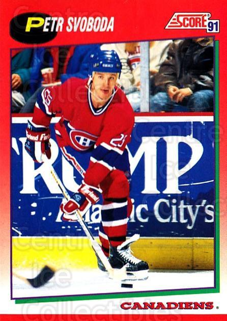 1991-92 Score Canadian English #95 Petr Svoboda<br/>4 In Stock - $1.00 each - <a href=https://centericecollectibles.foxycart.com/cart?name=1991-92%20Score%20Canadian%20English%20%2395%20Petr%20Svoboda...&quantity_max=4&price=$1.00&code=174322 class=foxycart> Buy it now! </a>