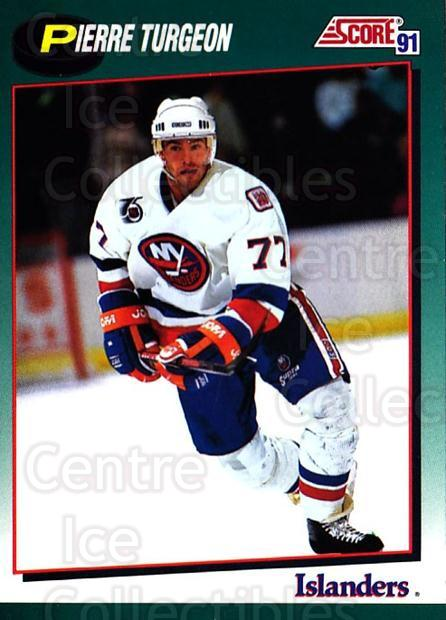 1991-92 Score Rookie Traded #101 Pierre Turgeon<br/>3 In Stock - $1.00 each - <a href=https://centericecollectibles.foxycart.com/cart?name=1991-92%20Score%20Rookie%20Traded%20%23101%20Pierre%20Turgeon...&quantity_max=3&price=$1.00&code=174328 class=foxycart> Buy it now! </a>