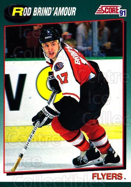 1991-92 Score Rookie Traded #68 Rod Brind'Amour<br/>4 In Stock - $1.00 each - <a href=https://centericecollectibles.foxycart.com/cart?name=1991-92%20Score%20Rookie%20Traded%20%2368%20Rod%20Brind'Amour...&quantity_max=4&price=$1.00&code=174400 class=foxycart> Buy it now! </a>