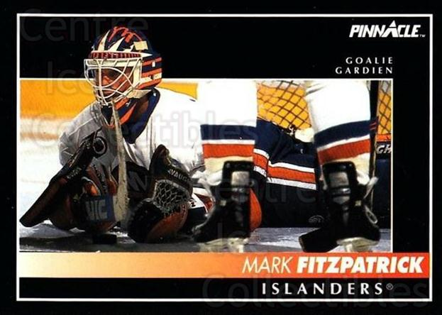 1992-93 Pinnacle Canadian #24 Mark Fitzpatrick<br/>3 In Stock - $1.00 each - <a href=https://centericecollectibles.foxycart.com/cart?name=1992-93%20Pinnacle%20Canadian%20%2324%20Mark%20Fitzpatric...&quantity_max=3&price=$1.00&code=176051 class=foxycart> Buy it now! </a>