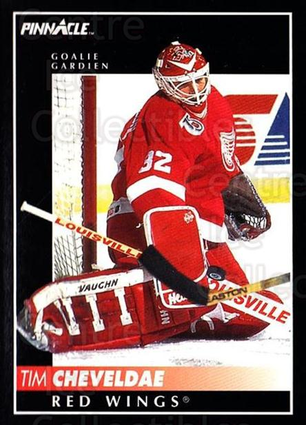 1992-93 Pinnacle Canadian #37 Tim Cheveldae<br/>5 In Stock - $1.00 each - <a href=https://centericecollectibles.foxycart.com/cart?name=1992-93%20Pinnacle%20Canadian%20%2337%20Tim%20Cheveldae...&quantity_max=5&price=$1.00&code=176186 class=foxycart> Buy it now! </a>