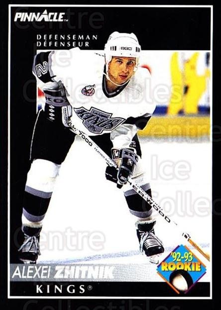 1992-93 Pinnacle Canadian #392 Alexei Zhitnik<br/>5 In Stock - $1.00 each - <a href=https://centericecollectibles.foxycart.com/cart?name=1992-93%20Pinnacle%20Canadian%20%23392%20Alexei%20Zhitnik...&quantity_max=5&price=$1.00&code=176210 class=foxycart> Buy it now! </a>