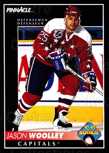 1992-93 Pinnacle Canadian #415 Jason Woolley<br/>5 In Stock - $1.00 each - <a href=https://centericecollectibles.foxycart.com/cart?name=1992-93%20Pinnacle%20Canadian%20%23415%20Jason%20Woolley...&quantity_max=5&price=$1.00&code=176234 class=foxycart> Buy it now! </a>